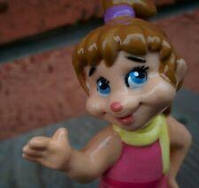 "Vintage 1983 CBS Toys Alvin & Chipmunks CUSTOM PAINTED BRITTANY Chipette 2"" PVC"