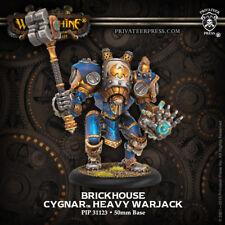 WARMACHINE-Cygnar Character Heavy Warjack sexistes (plastic) - pip31123