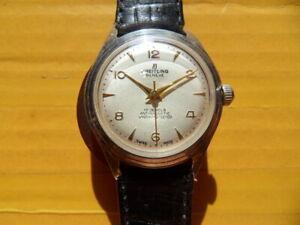 Vintage SWISS Breitling 17 Jewels Manual Men's Watch,1951's