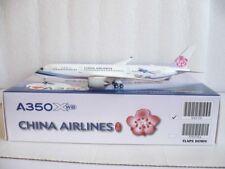 JC Wings China Airlines A350-900, Urocissa Caerulea, Reg.# B-18908, 1:400 Scale