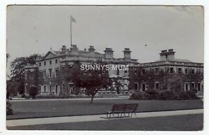YORKSHIRE, BEVERLEY, THE HALL, BACK VIEW, P.U. 1908, RP