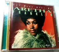 The Very Best of Aretha Franklin Vol 1 by Aretha Franklin (CD 1994 Greatest Hits