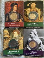 More details for reproduction ancient coins - pack of 4 - read description.