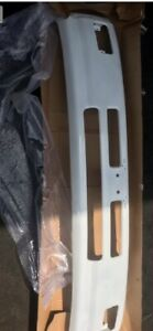 NISSAN UD WHITE FRONT BUMPER 1800 2600 3000 3300