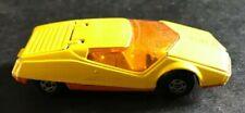 Original 1971 Matchbox Lesney Superfast #33 Datsun 126X England