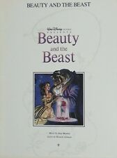 """""""BEAUTY AND THE BEAST"""" FOR FLUTE MUSIC BOOK-THE ORIGINAL-BRAND NEW ON SALE-RARE!"""