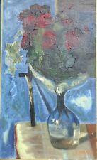 ANTOINE SERRA ( 1908 / 1995 ) BOUQUET DE FLEURS / ECOLE PROVENCALE