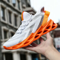 Men's Running Athletic Sneakers Fashion Outdoor Casual Walking Tennis Gym Shoes