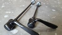 SHIMANO Quick Release Wheel Skewers QR (PAIR) Road Hybrid Mountain Bike (NEW)