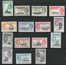 Falkland Islands Dependencies 1954 set G26/40 superb MNH condition.