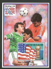 Virgin Islands   1994   Scott #806   Mint Never Hinged Souvenir Sheet