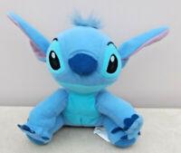 """Genuine Original Disney Lilo & Stitch 7"""" STITCH Soft Plush Toy"""