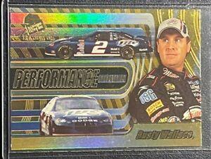 2004 Press Pass Premium Rusty Wallace Performance Driven PD3