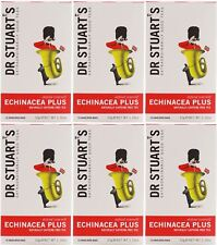 Dr Stuart's Echinacea Plus - 15 Bags (Pack of 6)