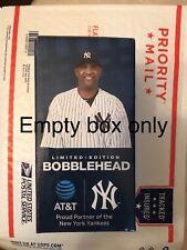 ***EMPTY BOX ONLY Yankees CC Sabathia Bobblehead 7/27/18 SGA EMPTY BOX ONLY***