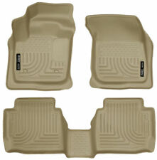 13-16 Ford Fusion Lincoln MKZ Husky Liner Front & Rear Floor Liners TAN 99753