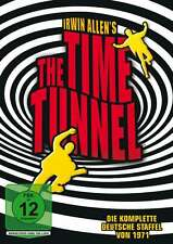 THE TIME TUNNEL remastered LE COMPLET DEUTSCHE RELAIS 4 Boîte DVD Collection