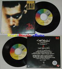 "LP 45 7"" DAF The gun Program it ITALY CGD INT 10763 cd mc *"