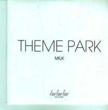 (CX928) Theme Park, Milk - 2011 DJ CD