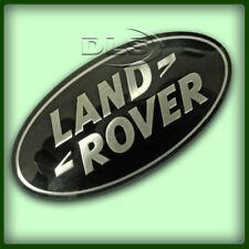 Range Rover L 322 de Negro Y Plata Parrilla Frontal Insignia Oe