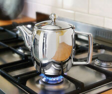 JUDGE STAINLESS STEEL HOB TOP TEAPOT 1.3L / 45oz - JA61
