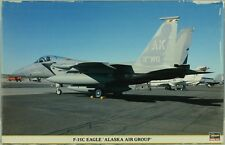 Hasegawa 1:48 F-15C Eagle Alaska Air Group Plastic Model Kit #09340U