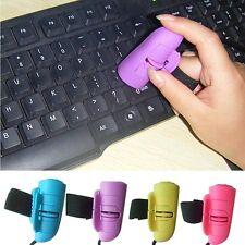 Mini Wired USB 1200DPI Optical Handheld Finger Mouse Mice for Desktop Laptop PC