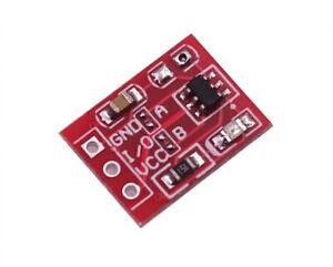 5x TTP223 Kapazitiv Sensor Modul Touch Raspberry Pi Capactive DE