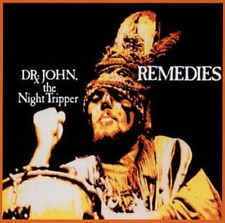 """DR. JOHN, The Night Tripper """"Remedies"""" (CD 2002) Wounded Bird 6-Tracks GREAT OOP"""