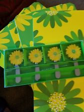 Mainstreet collection daisy spreaders set of 4