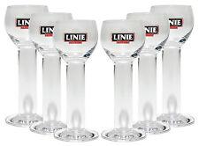 Linie Fra Norge - Aquavit Gläser – 6Stück