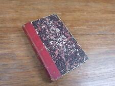 ROUFFI & HOCQUART Guide du PARFAIT JARDINIER Bernardin-Béchet EDITION 1866