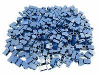 BRIGHT LIGHT BLUE BLUE BRICK-50 PIECES LEGO PARTS NEW #3004-1 X 2