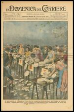 Curious Dish Washing Competition in Los Angeles between Women, DDC Cover 1927