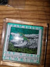 New Team Shred Florida Protect Magnet Man Cave Great 4 Collection Memories