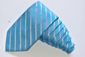 """BROOKS BROTHERS Blue   Men's Neck Tie W: 3 1/4 """" by L: 59 """" """""""