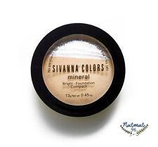 Bright Foundation compact powder : SIVANNA 13g