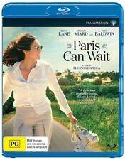 Paris Can Wait (Blu-ray) Diane Lane / Alec Baldwin - Code B -Very Good Condition