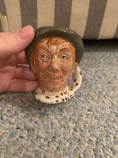 """Royal Doulton Small """" Jarge """" Character Mug Toby Jug 1940s Rare"""