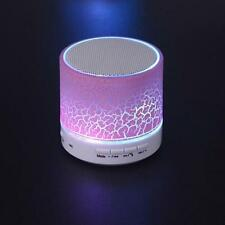 New Portable Mini Wireless Stereo Bluetooth USB Speaker For iPhone Tablet PC FM