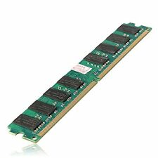 2GB 2G RAM Memoire DDR2 PC2-5300/U 667MHZ DIMM Memoire 240 broches Memoire PC WT