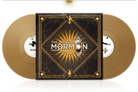 The Book Of Mormon Original Broadway Cast Recording RARE Gold Color 2x Vinyl LP