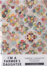 Farmer's Daughter - modern pieced quilt PATTERN - Jen Kingwell Design Collective