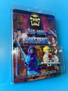 Conan /& He-Man Custom Packaged Mini-Figure Pop Culture Marvel Comic Book Hero