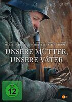 ^2 DVDs * UNSERE MÜTTER, UNSERE VÄTER # NEU OVP