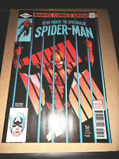 PETER PARKER SPECTACULAR SPIDERMAN # 297 2nd PRINT VARIANT NOT LENTICULAR NM