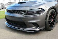 Front Lip / Splitter V.1 Dodge Charger SRT / Hellcat 2015 -