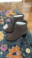 New Allsaints Women's Ankle Inez Leather Boots Size 6 $345