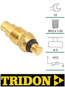 TRIDON WATER TEMPERATURE SENDER (GAUGE) NISSAN PATROL GQ GU 2.8L TURBO TTS051