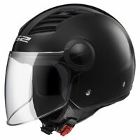 Casco LS2 Helmet Airflow OF562 - Nero Matt